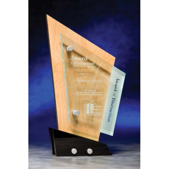 trophée plexiglass gloire