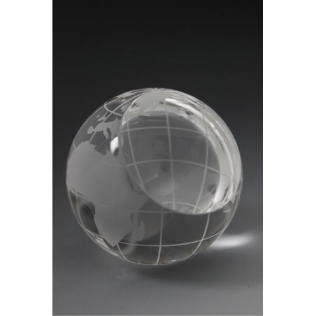 trophée verre globe 20
