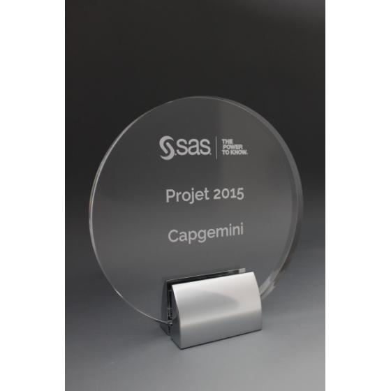 trophée SAS Capgemini