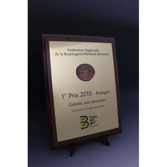 trophée diplome