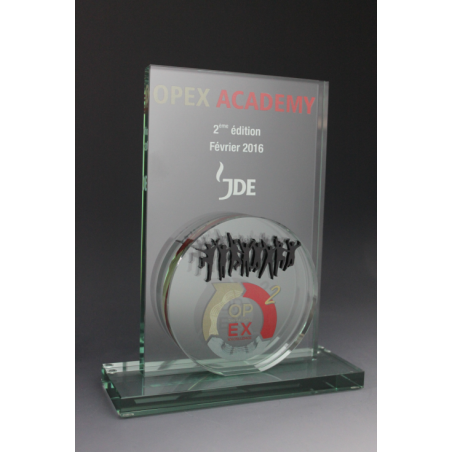 trophée personnalisé