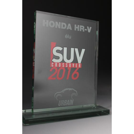 trophée meilleur 4x4 de l'année par tryje