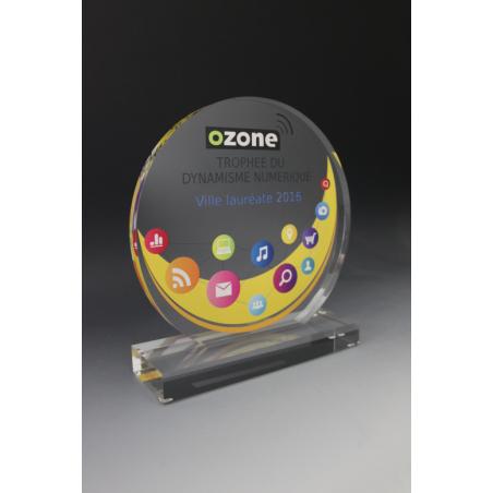 trophée ozone par tryje