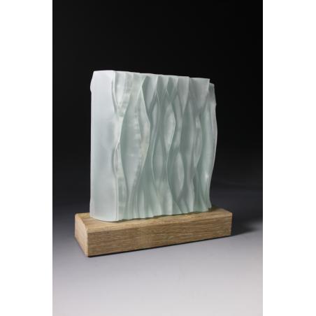 sculpture cascade tryje avril 2016