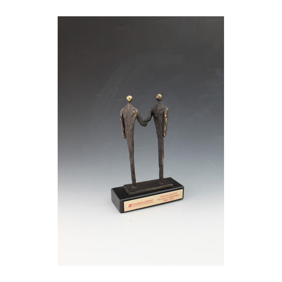 sculpture bronze accord