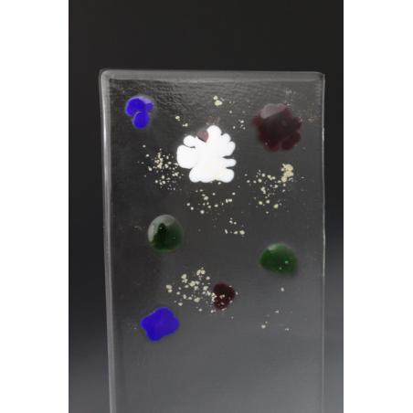 trophée en verre splash par tryje pigments