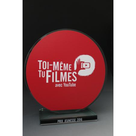 toi même tu filmes #TMTF  trophée