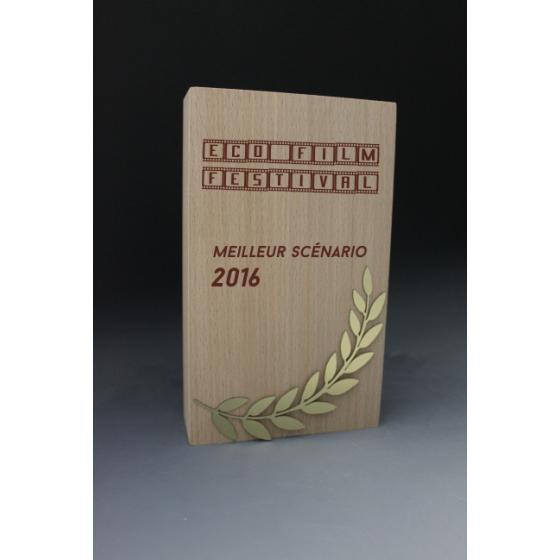Trophée Bois II Palmes