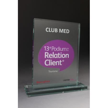 trophée TNS sofres Club Med