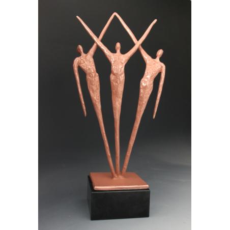 trophée  bronze Réussite