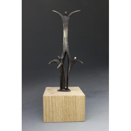 Trophée bronze Progrès