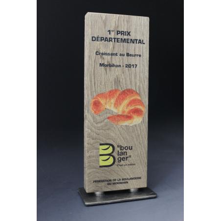 Trophée Esprit bois